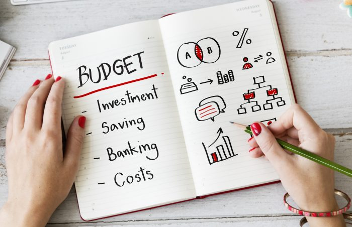 Holiday Business Budget
